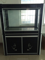 Wholesale Clear Glass Fish Tank With MDF Cabinet