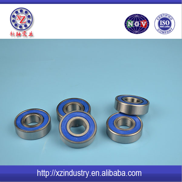 High Precision 608 RS rubber sealed skateboard bearing 8*22*7 mm