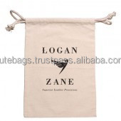 2015 small cotton drawstring pouch bags
