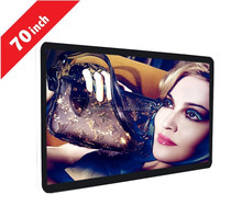 windows touchscreen 70 inch led pc tv all in one