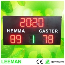 led table tennis scoreboard led electronic digital scoreboard