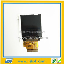 TST144011CPIL 1.44 inch tft with resistive touch screen LCD display