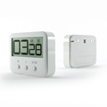 outdoor smart full hd digital kitchen timer clock