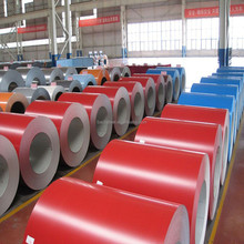 Color Coated Steel Coil/ aluminium/ zinc color coated coils