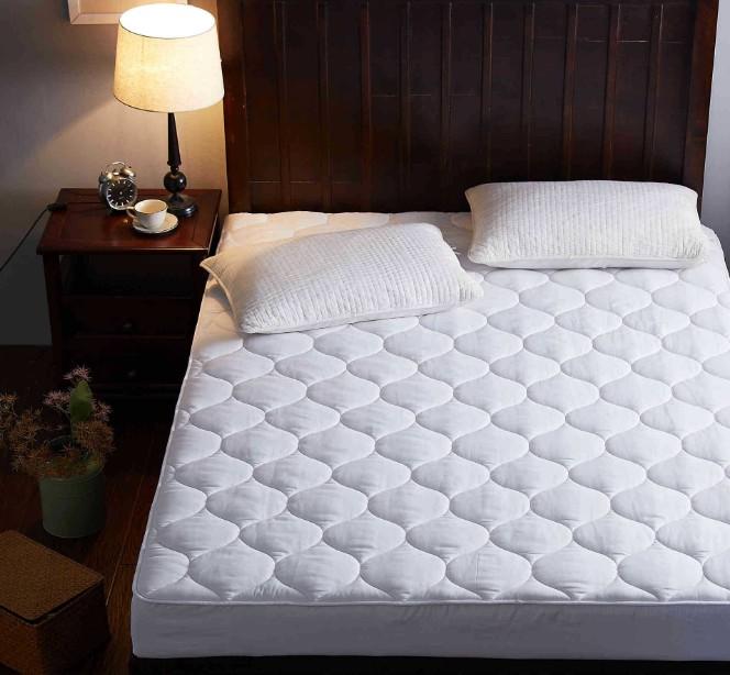 Mattress protector/mattress cover/mattress pad with elastic band in four corners - Jozy Mattress | Jozy.net