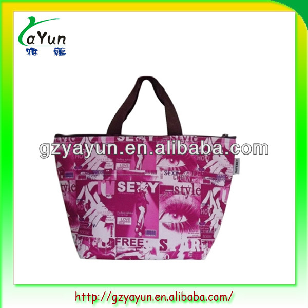 nylon bag ,ladies bag