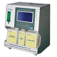Medical automatic blood electrolyte analyzer