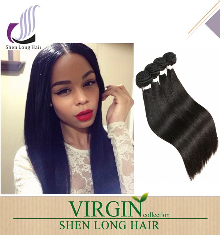 Ideal Hair Arts unprocessed virgin chinese straight hair all lengths in stock on sale