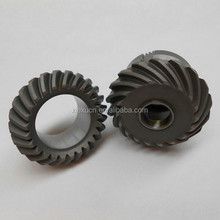 High accuracy steel hypoid bevel gear