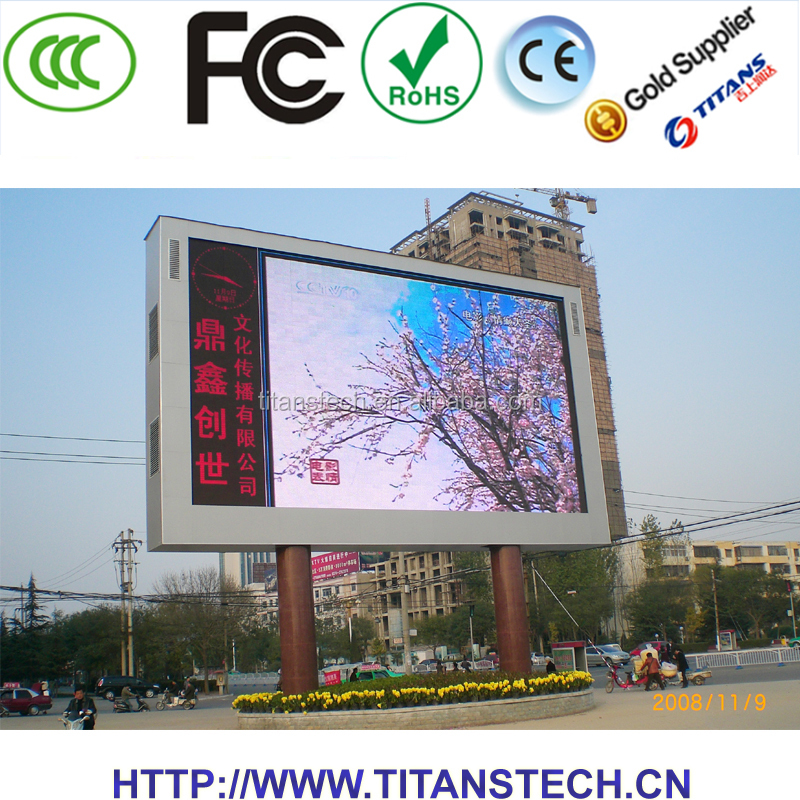 Outdoor Led Screen Panel LED TV p6,p8,p10,p16 mobile truck advertisement for the back of a van hot sale