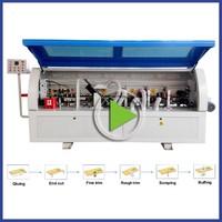 MF360B edge banding machine WFSEN manufacture cnc router furniture machinery woodworking