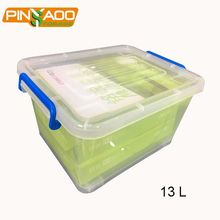 Unique Design Easy Find Small Storage Container for Towel