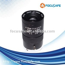 "6-15mm 1/3"" format VGA CS Mount Manual Iris CCTV Lens"