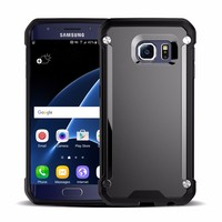Top Selling Products In Alibaba TPU PC Case For Samsung Galaxy S6 Edge Plus