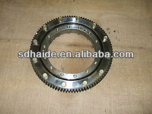 excavator small slewing bearing ex 200,motor for ZX50U-2 ZX200-5G ZAXIS470LCR