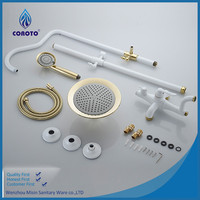 Made in China low price hot sale Reusable low price best sale hot and cold water mixer shower