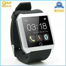 2015 New Model Wireless Bluetooth Smart Waterproof Cell phone watches and Phone For Android