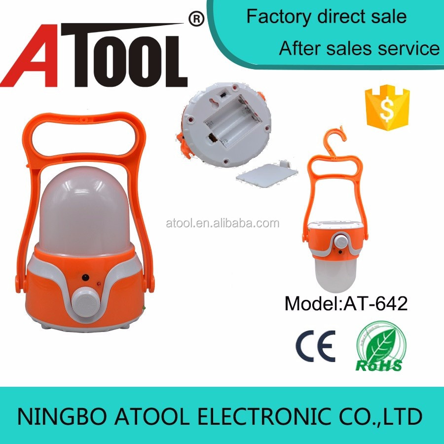 Atool 10W LED new design rechargeable lanterns emergency camping lantern Mobil charging function