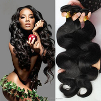 "Silky Straight wave 10""-30"" Grade 8A wholesale 100% natural remy human virgin indian hair"