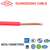Dc Cable Wires BVR Copper Wire