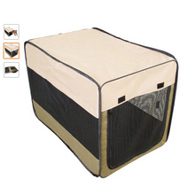 Factory Supply Pet Accessory Collapsible Big Dog Cage House Pop-up Dog Kennel