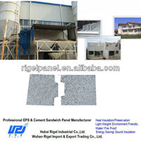 First Level Quick installation indoor decorative insulated panels without pollution