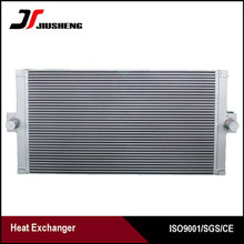 Customized Design Excavator Radiator
