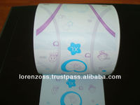 Good Quality PE Film Back Sheet for Baby Diapers