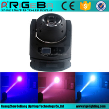 newest best selling cheap 1 led 60w RGBW 4in1 mini disco effect light stage light led beam moving head light