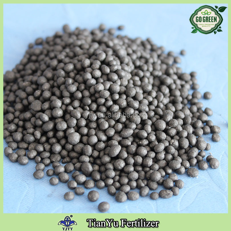 High quality organic fertilizer with organic matter 45%