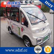 New design electric car 4 person 4 seats philippines