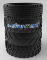 tyre can holder tyre shaped can cooler tyre shaped stubby holder