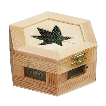 Custom luxury wooden packaging jewelry gift box