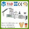 T&D Food Machine--Industrial bakery equipment for sale China factory prices Sesame grissini bread sticks making machine