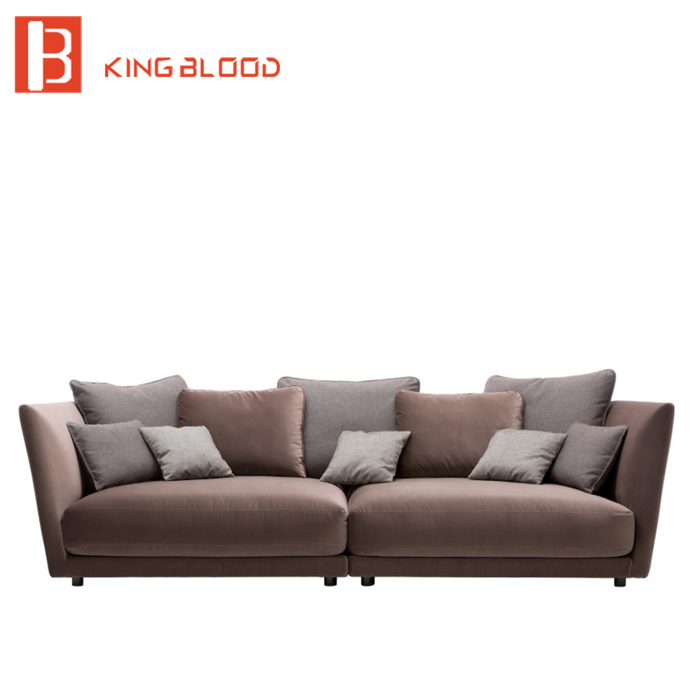 Small sectional velvet sofa buy from alibaba furniture stores