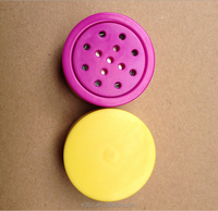 Round recordable sound module sound box doll toy parts