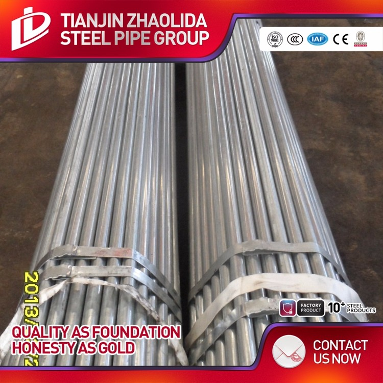 Tianjin manufacturer square heavy gi pipes used for construction