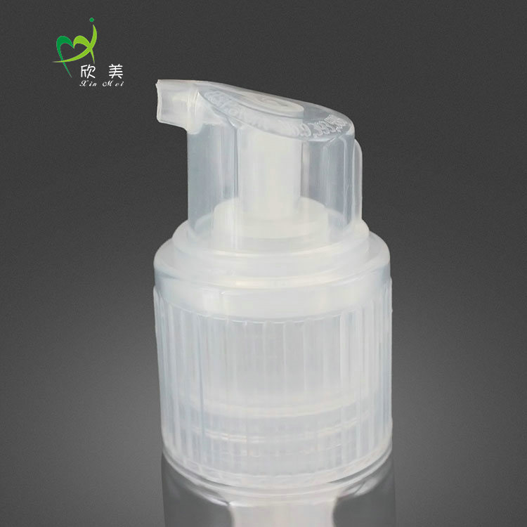 60ml/80ml/120ml Clear Skin Care Baby Talcum Plastic Dry PET Powder Pump Spray Bottle