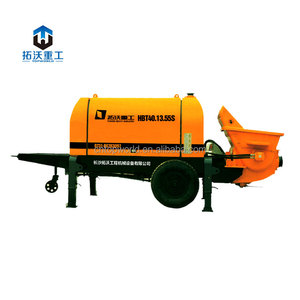 factory price concrete pump machine, small concrete pump for sale