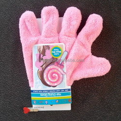 Clean Green High-Performance Microfiber Cleaning and Dusting Gloves - 1 Pair hair drying GLOVE