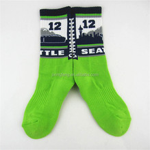 cotton happy bulk custom thermal socks men knee high