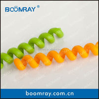Boomray factory 2pcs wiggly and colorful cable clip india animal sax clip