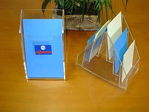 Promotional An-c621 European Design Factory Hot Sell Clear Office File Rack/Leaflet Holder/Acrylic Document Display Stand