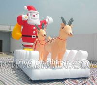 2011 newest inflatable christmas products