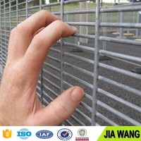 Hottest Sale High Quality Welded Galvanized Wire Mesh Security Fence With more than 18 years experience