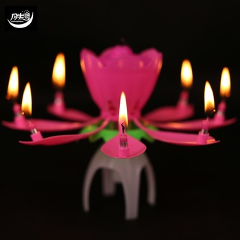 CANDLE STAND CAKE DECORATION