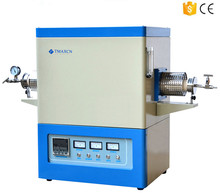 1800C Laboratory widely used Tube furnace High temperature Metallurgy Vacuum Furnace