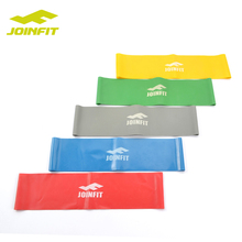 Natural Latex Resistance Loop Band set of 5pcs Extra Wide (3 inches) Extra Long(12 inches)/Fitness Resistance Band