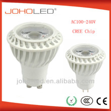 7W GU10 COB LED Spotlight