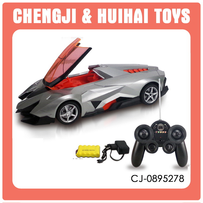 High Speed Electric 1/16 scale cool model mini rc toy sport car
